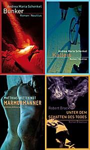 Edition Nautilus-Krimi-Paket (4 Bücher)
