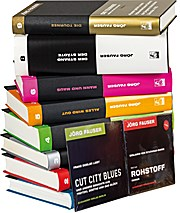 Das große Jörg Fauser Paket. Romane & Gedichte. 8 Bände + 2 Hörbücher