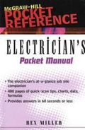 Electrician's Pocket Manual: 501 Facts and Figures (Pocket References (McGraw-Hill))
