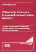 Zeitvariable Partner in makroökonometrischen Modellen