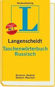 Langenscheidt Taschenwörterbuch Russisch : russisch-deutsch, deutsch-russisch.90.000 Stichwörter und Wendungen