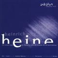 """Heinrich Heine [Tonträger] : """"Ein neues Lied, ein besseres Lied, oh Freunde will ich Euch dichten"""" , CD-Hörbuch"""