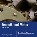 F.A.Z. Technik und Motor, 1993 - 2005 1 CD-ROM