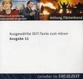 Die Zeit Audio, Ausgewählte ZEIT Texte zum Hören Nr. 11, 1 Audio-CD