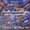 Organic-Chemical Drugs and Their Synonyms, 1 CD-ROM Für Windows. Ed. by FIZ Chemie Berlin; Cdonly