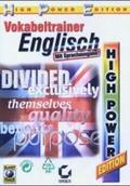 Vokabeltrainer Englisch; 1 CD-ROM .;