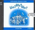 Wer? Wie? Was? 2. 2 CD. . Aufnahmen der Lektionstexte. (Lernmaterialien) (CD)