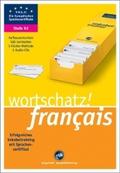 wortschatz! francais A2, Lernbox, Lernkartei und 2 Audio-CDs