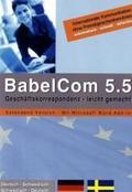 BabelCom 5.5 Extended Deutsch-Schwedisch / Schwedisch-Deutsch. Multlinguale Kommunikation leicht gemacht .   2005