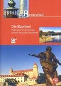 Reisewege, Videocassetten : Die Slowakei, 1 Videocassette
