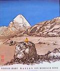 Kailas, ein heiliger Berg