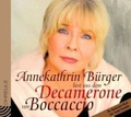 Decamerone, 1 Audio-CD: Von Boccaccio;