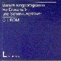 Erbschaft- und Schenkungsteuer. Berechnungsprogramm BzErbSt auf Windows; 1 CD-ROM;