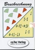 Bruchrechnung. CD-ROM.  (Lernmaterialien)