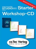 Studio MX 2004 Starter Workshop-CD
