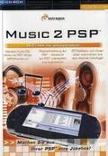 Music 2 PSP, 1 CD-ROM Hi-Fi für die Jackentasche. Machen Sie aus ihrer PSP eine Jukebox! Für Windows 2000/XP