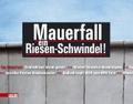 Mauerfall ein Riesen-Schwindel!: Die Wahrheit: Deutschland bleibt geteilt