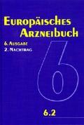 Europäisches Arzneibuch 6. Ausgabe, 2. Nachtrag (Ph.Eur. 6.2)