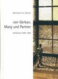 Von Gerkan, Marg und Partner. Architecture 1966-2001. 9 Bde (GMP Architekten von Gerkan, Marg Und Partner)