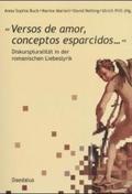'Versos de amor, conceptos esparcidos';