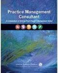 Practice Management Consultant