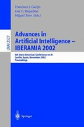 Advances in artificial intelligence : proceedings