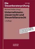 Die Steuerberaterprüfung, Bd. 2.