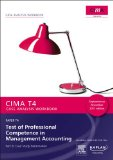 Cima T4 Case Analysis (Cima Exam Practice Kits)