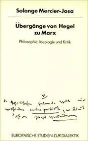 Übergänge von Hegel zu Marx