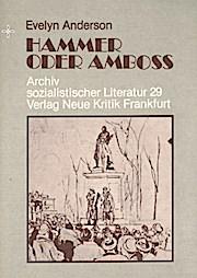 Hammer oder Amboss.