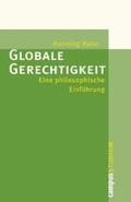Globale Gerechtigkeit: Eine philosophische Einführung