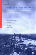 'Fremd ist die Stadt und leer...': Fünf deutsche und österreichische Schriftsteller im Londoner Exil 1933-1945. Robert Neumann, Stefan Zweig, Alfred Kerr, Karl Otten, Max Herrmann-Neisse