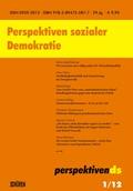 Perspektiven sozialer Demokratie
