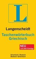 Langenscheidt Taschenwörterbuch Griechisch: Griechisch-Deutsch/ Deutsch-Griechisch (Langenscheidt Taschenwörterbücher)