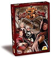 Eggert Spiele 50060 - Heads of State, deutsche Ausgabe