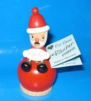 Räucher Weihnachtsmann