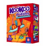 Winning Moves 30447 - Kookoo Puzzle: Tanzspaß