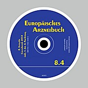 Europäisches Arzneibuch DVD-ROM 8. Ausgabe, 4. Nachtrag (Ph.Eur. 8.4): Amtliche deutsche Ausgabe