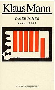 Tagebücher. 1940 - 1943