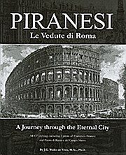 Le Vedute di Roma + slipcase / druk 1: a Journey through the Eternal City