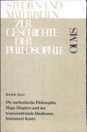 methodische Philosophie