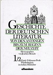 K.T.: Wiederbeginn volkssprachiger Schriftlichkeit im hohen Mittelalter (1050/60-1160/70)