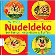 Witzige Nudeldeko, für Partys, Kinderfeste & Buffets