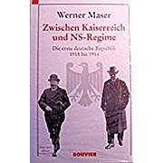 Zwischen Kaiserreich und NS-Regime