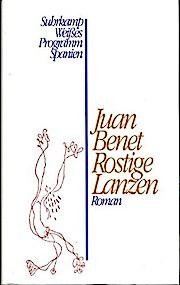 Rostige Lanzen. Roman