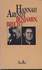 Walter Benjamin/Bertolt Brecht. Zwei Essays.