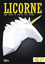 Licorne : Une déco à créer soi-même