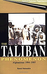 The Taliban Phenomenon: Afghanistan 1994-1997