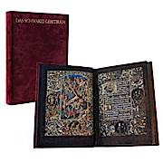 Das schwarze Gebetbuch: (Gebetbuch des Galeazzo Maria Sforza)