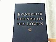 Evangeliar Heinrichs des Löwen, Dokumentation zur autorisierten Faksimileausgabe, Mit 2 Originalfaksimileblättern im Passepartout